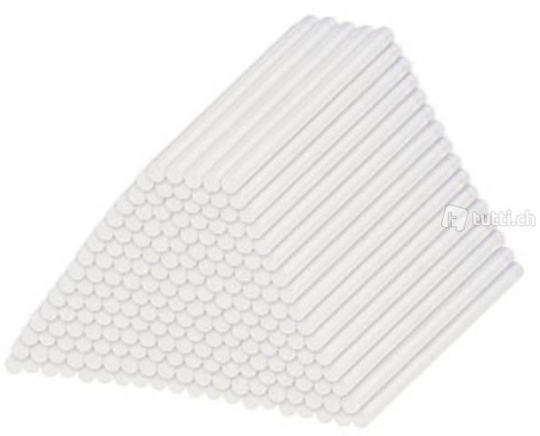 4er-Set 50 Klebesticks für Klebepistolen, 11 x 200 mm, trans