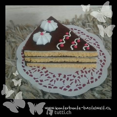 Torte aus Filz