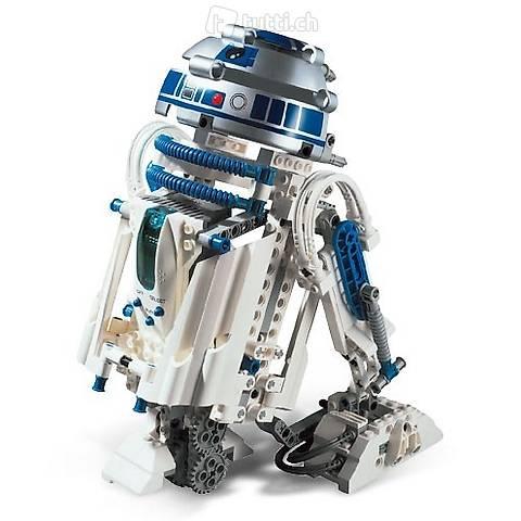 Lego Mindstorms 9748 #4 R2D2 Droid Developer Kid