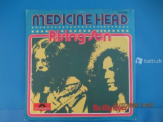 MEDICINE HEAD  von POLYDOR