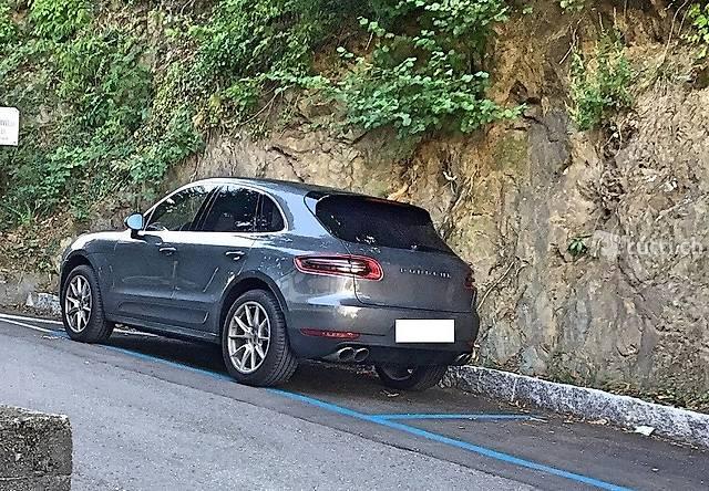 Porsche Macan S Diesel - Full Options - Agate Gray