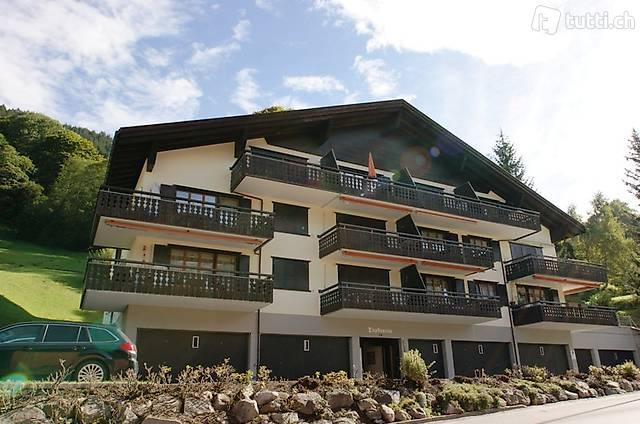 Renovierte 2-Zwhg. in Klosters bis 4 Personen Nähe Madrisa