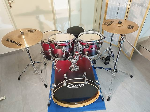 PACIFIC Drums & Percussion (PDP) FS Serie