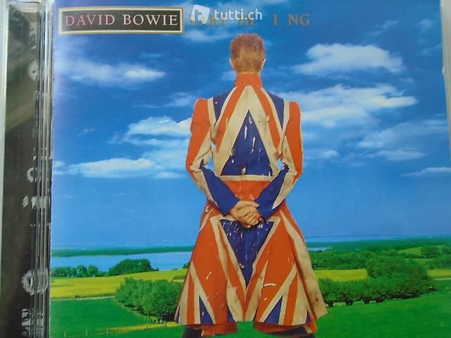 David Bowie, CD