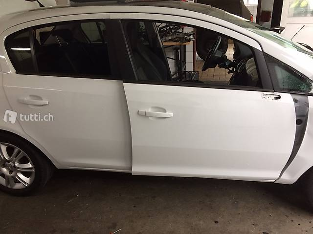 Opel Corsa D Türen VL - HL -VR -HR