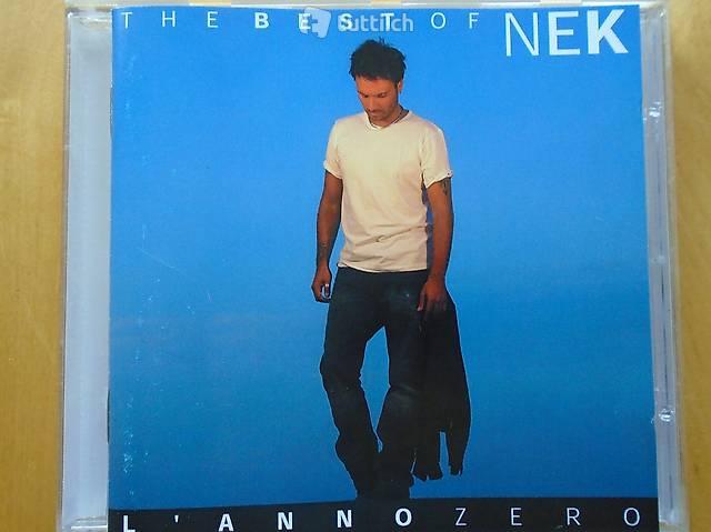 NEK, The Best of NEK, CD