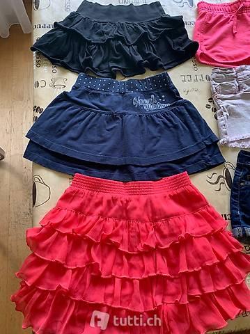 Shorts und Rocks 134-140