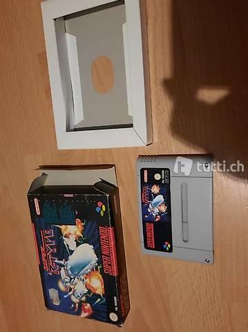 Super R-Type inkl. OVP für Super Nintendo SNES