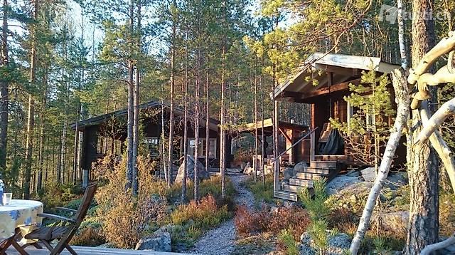 Ferienhaus in der Finnland (Saimaasee) zu vermieten