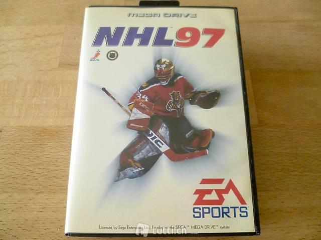 NHL 97 für SEGA Mega Drive