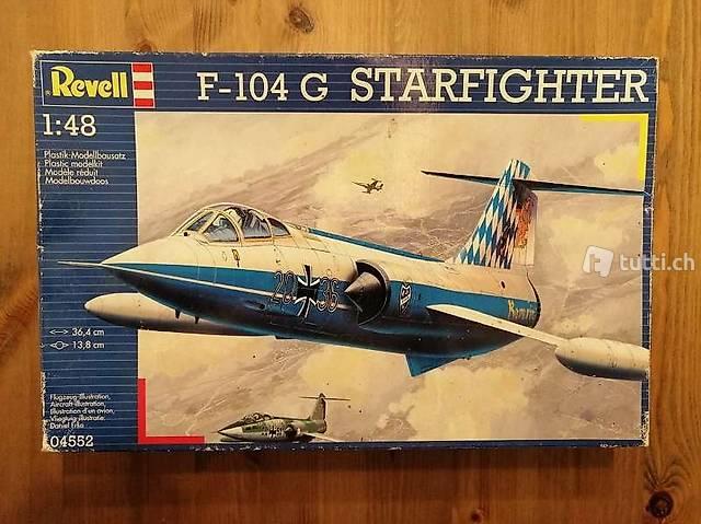 1:48 Revell 04552 - F-104 G Starfighter - Modellbausatz
