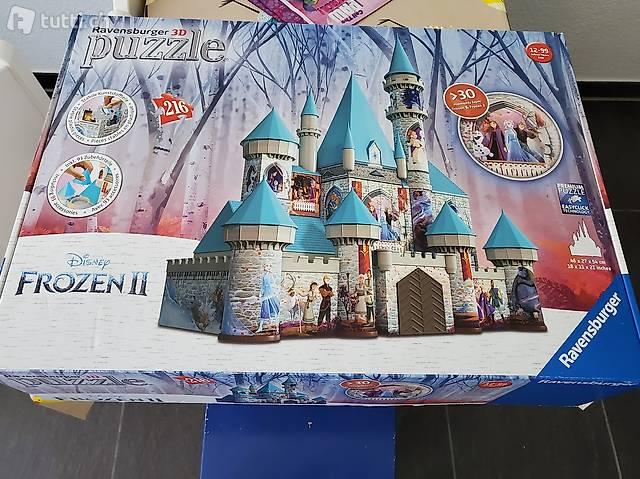 Ravensburger 3D Puzzle FROZEN 2