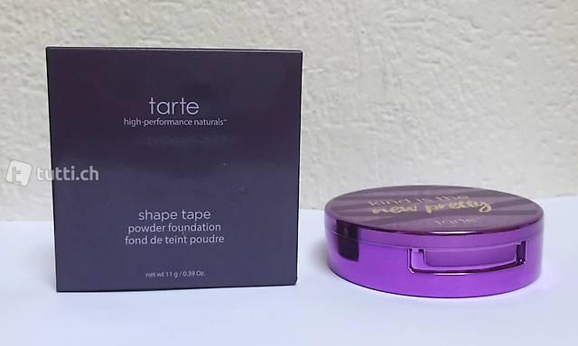 Tarte - Shape Tape - Powder Foundation - 22B Light Beige