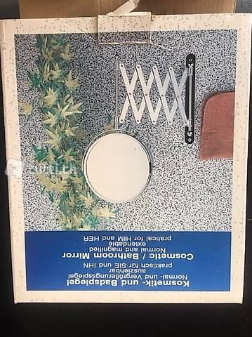 Kosmetikspiegel / Badspiegel