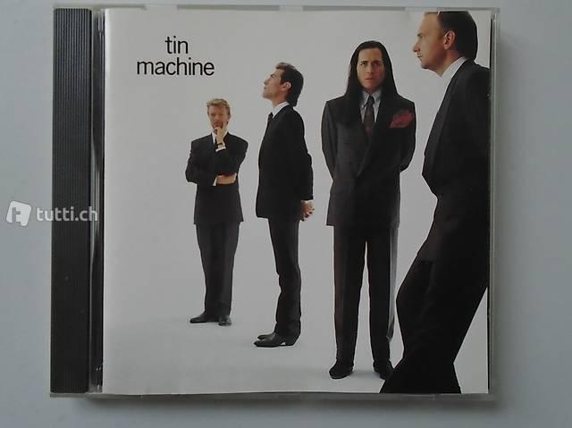 Tin Machine mit David Bowie, CD