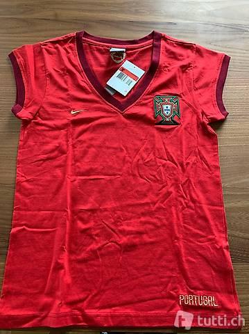 Für die Fussball-EM - Portugal-Shirt Nike