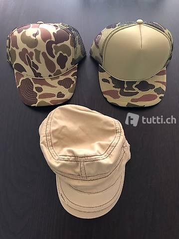 Truck Driver Cap / Hat / Hut / Mütze