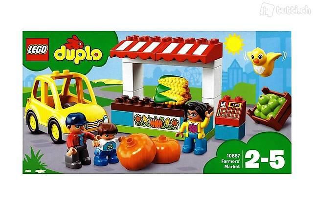 LEGO Duplo 10867 - Bauernmarkt