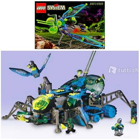 Lego 2x Insectoids Light & Sound & Magnete