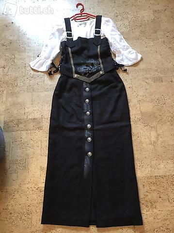 3 Stück Kleider im Landhausstyle, Gr. 36