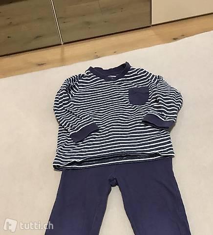 Pyjama Gr. 86/92 von Tchibo für Jungs