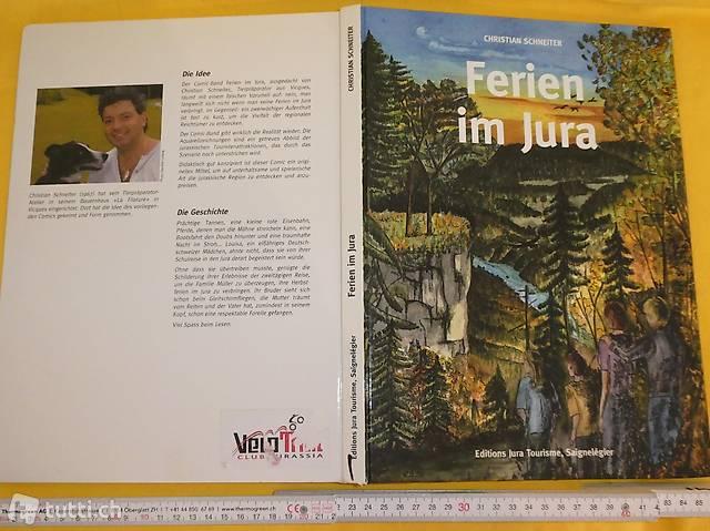 Ferien im Jura - Christian Schneiter