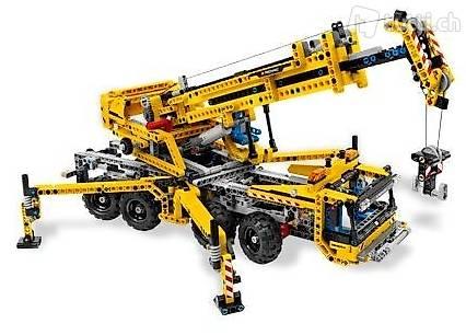 Lego Technik OVP 8053 Mobile Crane