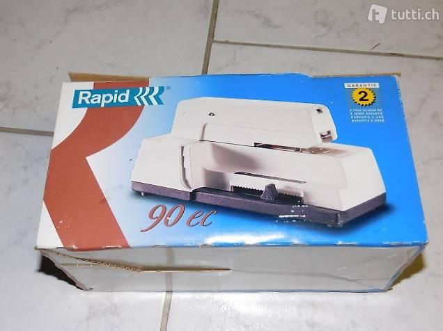 Rapid R90EC Hefter / Bostich