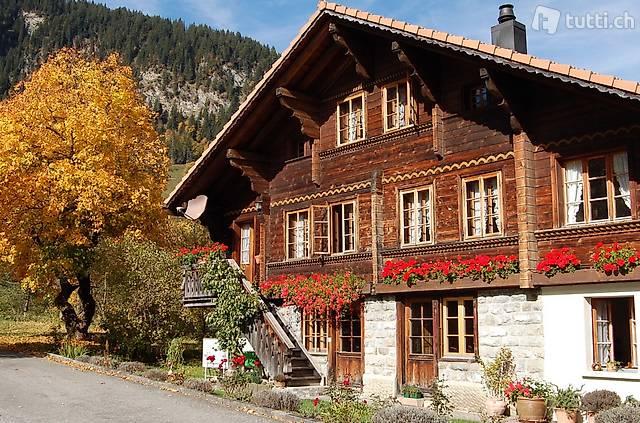 Vista, tranquillità, montagne: vacanze nell'oberland bernese