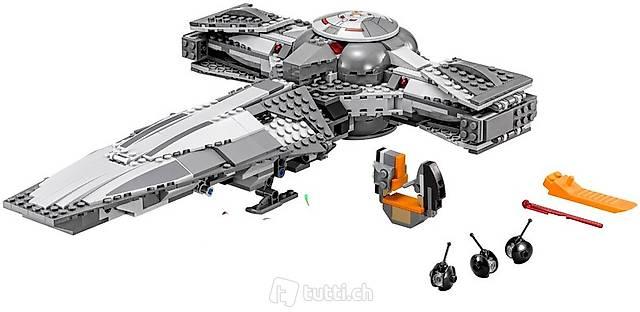 Lego Star Wars 75096 Sith Infiltrator (ohne Figuren)