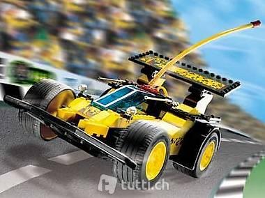 Lego 5599 Ferngesteuerter Rennwagen + Bonus