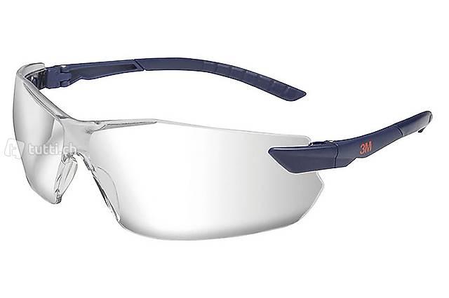 Schutzbrille / Überbrille klar von 3M