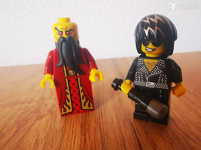 Lego Figuren