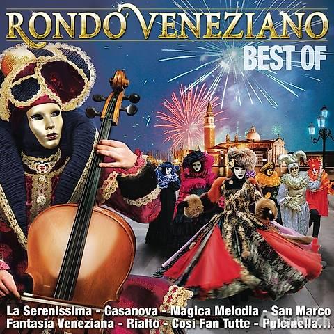 Rondo Veneziano - komplette Sammlung