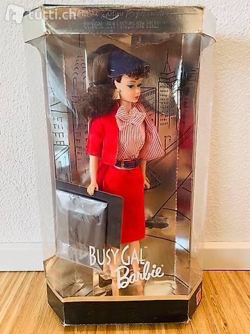 Vintage Barbie - Busy Gal 1995