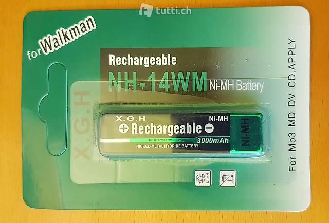 Chewing Gum Battery 1,2V 3000mAh