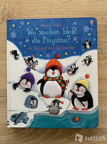 Pinguin Kinderbuch