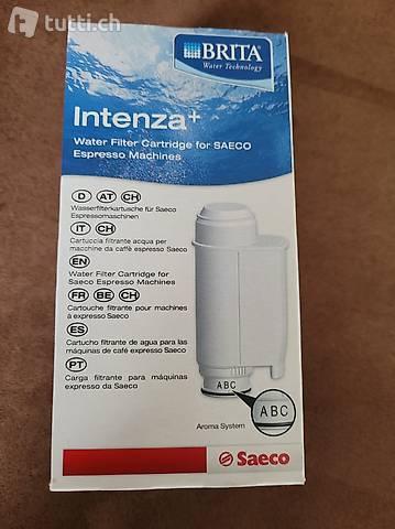Saeco Intenza+Wasserfilter von BRITA
