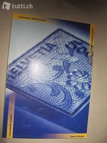 Briefmarken Jahrbuch 2000 postfrisch
