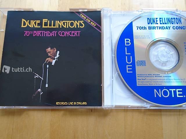 Duke Ellington, Live 2 CD Set