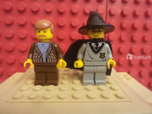 Lego Harry Potter und Onkel Vernun Dursley (Set 23)