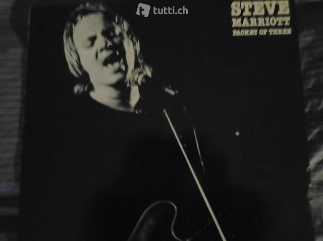 Steve Marriot, Packet Of Three, Vinyl, Schallplatte