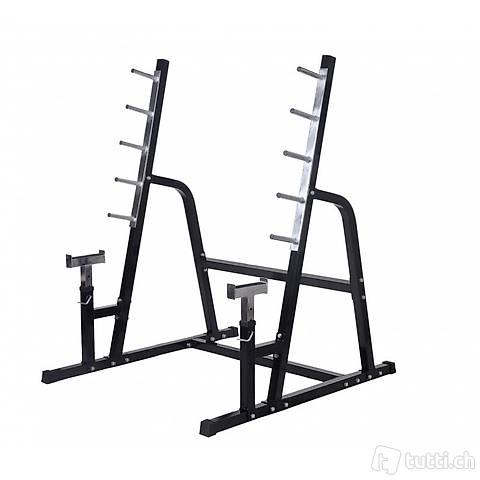 Squat Rack Kniebeugeständer (Gratis Versand)