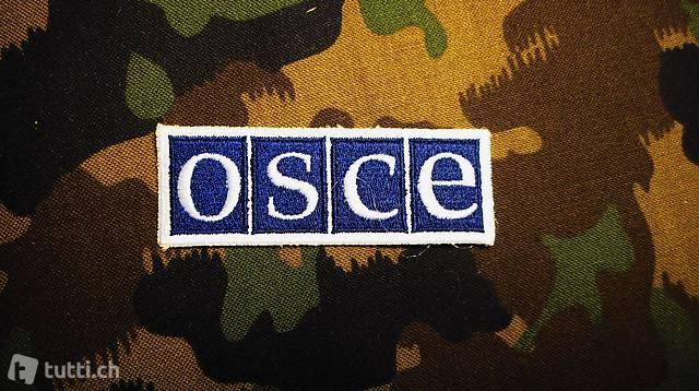 Badge Abzeichen OSCE Bosnien Herzegovina - B Post gratis