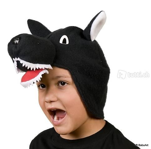 Spielgruppen und Kindergarten schöne Tiermützen günstig