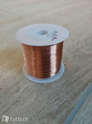 Polyurethane Copper Wire 0.15MM