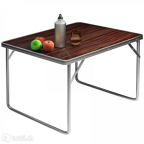 Tavolo da campeggio in alluminio (Consegna gratuita)