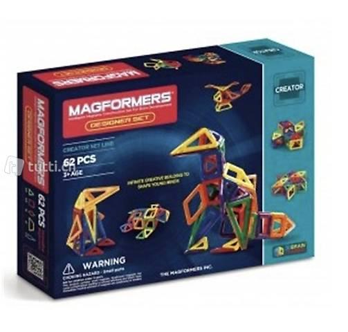 Magformers Creator Designer Set 62 teilig