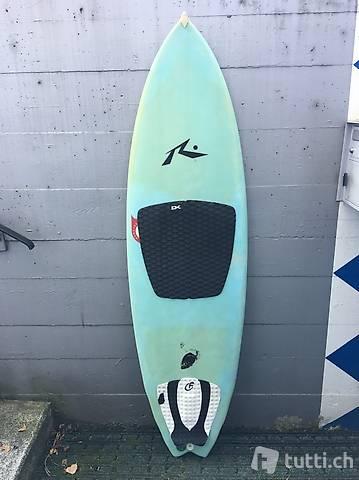 Surfboard Surfbrett Rusty S-Core 5-10