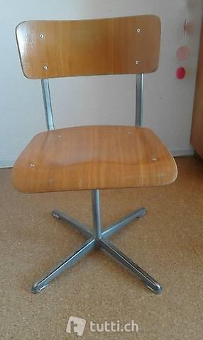 Kinder - Schulpultstuhl